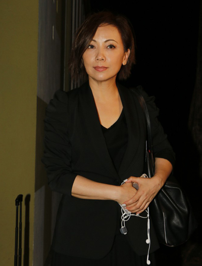 Diễn viên Đặng Tụy Văn. Một số nghệ sĩ khác như Trương Mạn Ngọc,