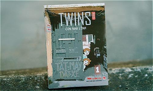 Tác phẩm Twins - Con nhà lính.