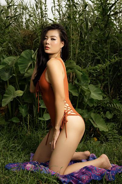 Số đo ba vòng của cô là 90-64-94 cm. Cô từng có thời gian dài tập hai môn võ là Pencak silat và Taekwondo. Thanh Hương từng tự thực hiện nhiều cảnh hành động trong các phim truyền hình. Hiện diễn viên tập gym để duy trì vóc dáng.
