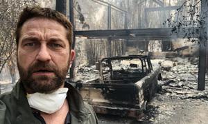 Sao Hollywood mất nhà vì hỏa hoạn ở California