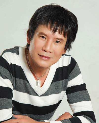 Ca sĩ Tuấn Vũ.