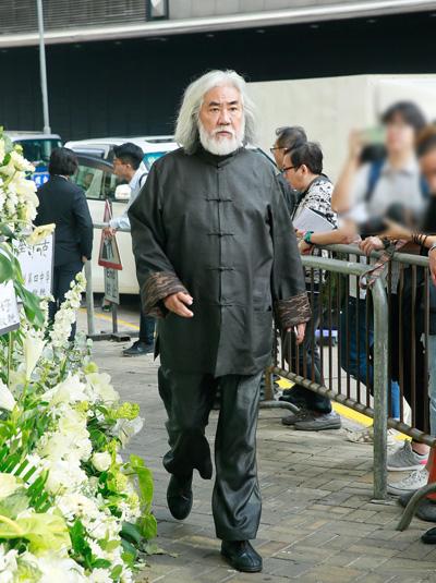Đại hiệp Kim Dung an nghỉ ở chùa Bảo Liên - 2