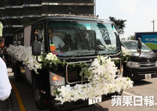 Đại hiệp Kim Dung an nghỉ ở chùa Bảo Liên - 4