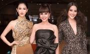 Nam Em, Hà Thu song ca trong show thời trang
