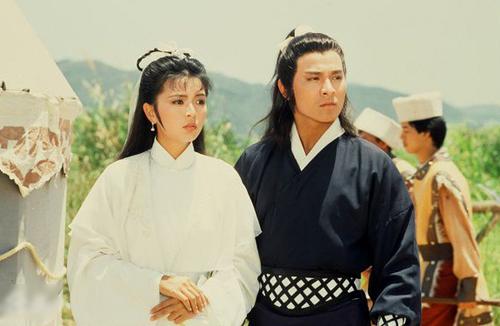 Đôi tình nhân màn ảnh Lưu Đức Hoa - Trần Ngọc Liên.
