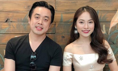 Dương Khắc Linh đỡ đầu cho bạn gái ca hát