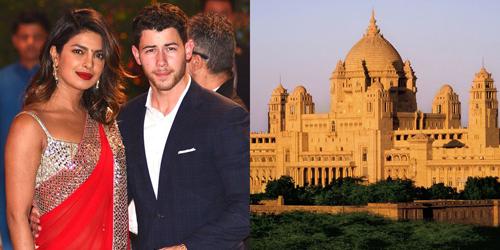 Theo Harpers Bazaar, lễ cưới của Hoa hậu Thế giới Priyanka Chopra và ca sĩ Nick Jonas kéo dài ba ngày tại cung điện Umaid Bhawan, thành phố Jodhpur, Ấn Độ. Đây từng là nơi nghỉ của gia đình hoàng gia Ấn Độ tại Jodhpur và là một trong sáu dinh thự lớn nhất thế giới.