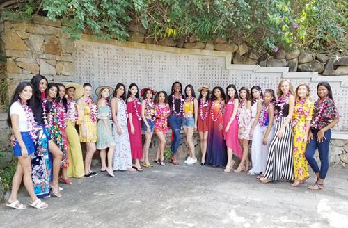 Cuộc thi Miss World 2018 có sự tham gia của 120 thí sinh đến từ các quốc gia và vùng lãnh thổ. Chung kết diễn ra ngày 8/12.