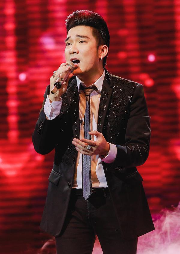 Trọng Tấn: 'Giọng Bùi Anh Tuấn cao hơn tôi'