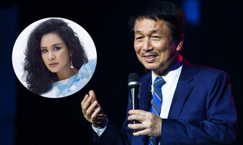 Phú Quang: 'Thanh Lam run khi hát nhạc của tôi'