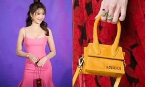 Sao Việt chuộng đeo túi tí hon giá đắt đỏ