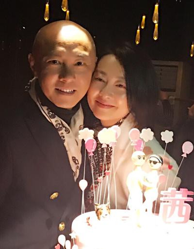 Vợ chồng Trương Vệ Kiện, Trương Tây.