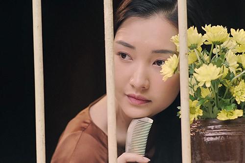 Hoa khôi Du lịch Huế 2015 Ngọc Trân trong MV.