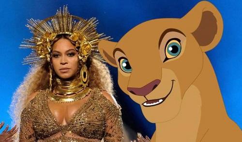 Beyoncé lần đầu quay lại với phim điện ảnh kểtừ hoạt hình Epic (2013, cũng giữ vai tròlồng tiếng).