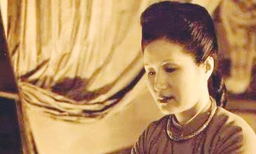 Tác phẩm của danh họa Lê Thị Lựu lần đầu triển lãm trong nước