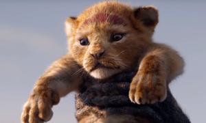Vua sư tử tái xuất màn bạc