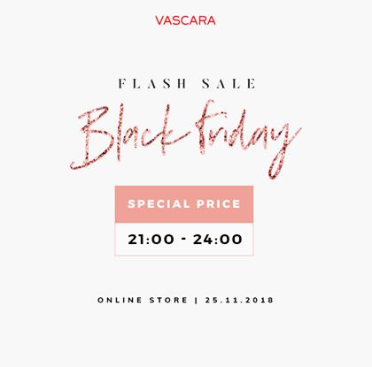 Trong khung từ 21h - 24h ngày 25/11, các tín đồ thời trang có thể săn hàng nghìn sản phẩm giày dép, túi xách với mức giá từ 295.000 đồng đến 595.000 đồng tại kênh mua sắm online của Vascara. Xem chi tiết tại đây. Không cần phải chen chúc đông người mà vẫn được hưởng ưu đãi lớn là tiêu chí của chương trình Flash Sale online của Vascara.