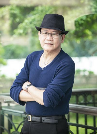 Tuấn Vũ ở tuổi 69.