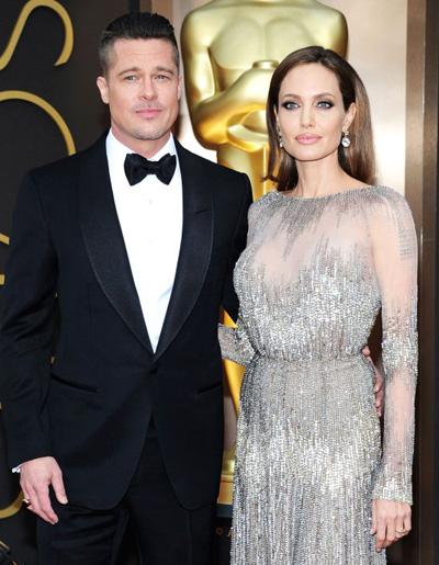 Brad Pitt và Angelina Jolie chưa hoàn tất ly hôn dù chia tay đã hơn hai năm. Ảnh: WireImage.