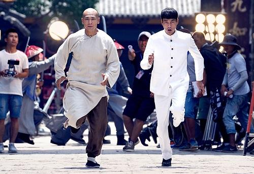Tứ đại cao thủ Trung Quốc hội ngộ màn ảnh - ảnh 2