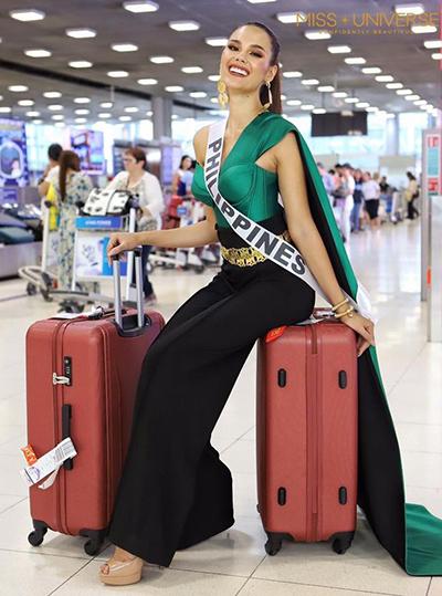 Hoa hậuPhilippines được bình chọn cao nhất ở Miss Universe 2018 - 5
