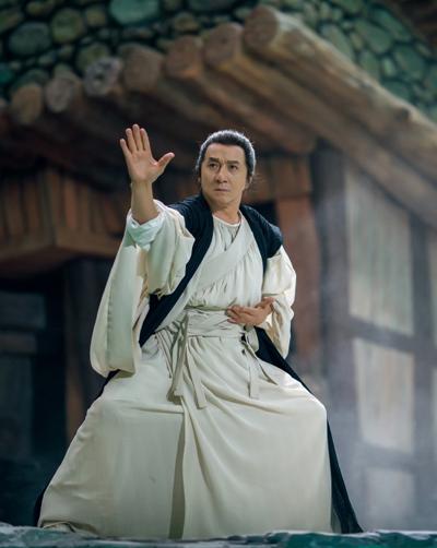 Thành Long trong Thần thám Bồ Tùng Linh.