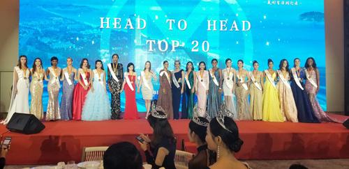 20 thí sinh chiến thắng của Head to Head Challenge. Ảnh: MW.