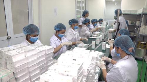 Sản phẩm của Quyên Lara tuân thủ những điều kiện sản xuất mỹ phẩm của Bộ Y tế.