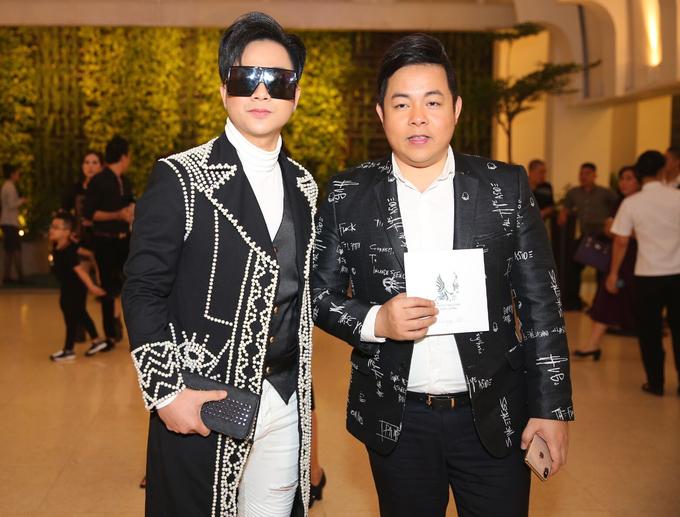 Dàn sao dự tiệc cưới Ưng Hoàng Phúc - Kim Cương