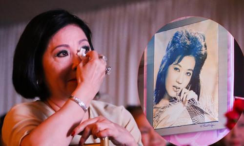 Nghệ sĩ Sài Gòn nhớ 40 năm ngày Thanh Nga mất