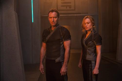 Jude Law cũng tham gia vào dự án điện ảnh của Marvel.