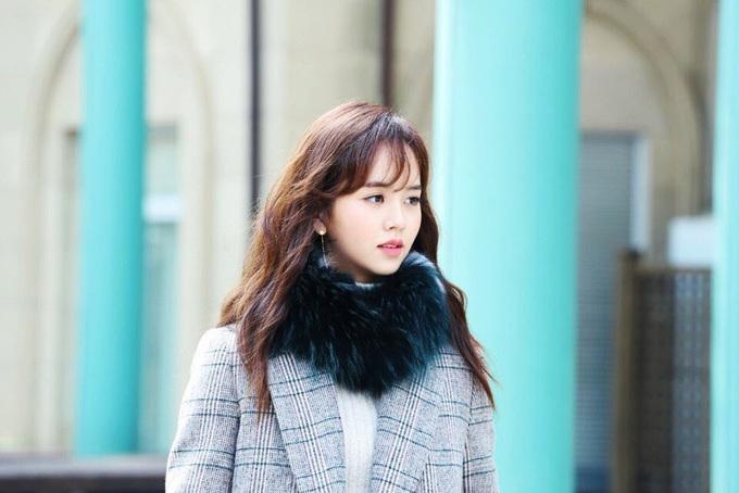 Nhan sắc tuổi 19 của 'ngọc nữ' Kim So Hyun