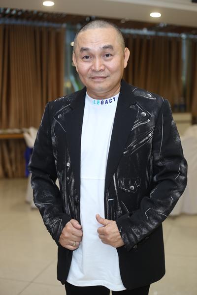 Nghệ sĩ Ưu tú Xuân Hinh ở tuổi 58.