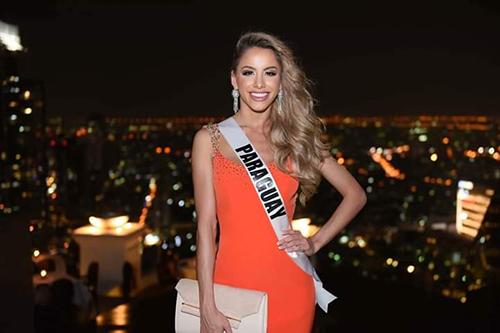 HHen Niê diện đầm sequin dự tiệc với dàn hoa hậu Miss Universe - 9