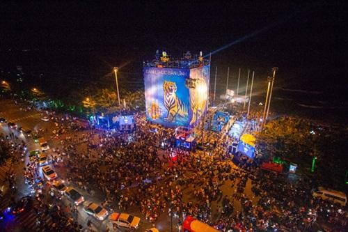 Trong năm nay, sự kiện diễn ra tại 7 thành phố lớn phía Nam - từ Cần Thơ, Quy Nhơn, Đà Nẵng, Nha Trang, Buôn Ma Thuột, TP HCM và Vũng Tàu.