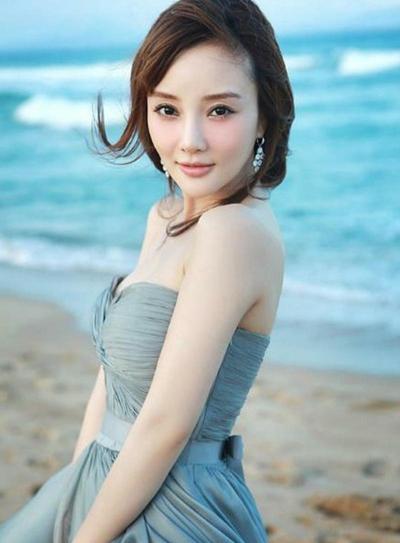 Diễn viên Lý Tiểu Lộ.