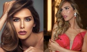 Gu mặc thanh lịch của hoa hậu chuyển giới ở Miss Universe