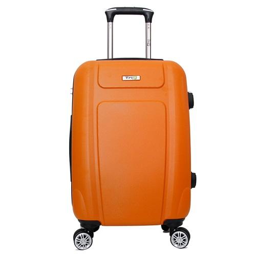 Vali Trip P610 size 60cm (24 inch) màu cam - cam đậm: giảm giá 44% còn 815.000 đồng. Chiếc vali có kích cỡ 60cm, trọng lượng 3kg, kích thước 24 inch (60cm x 40cm x 26cm), thích hợp cho những chuyến du lịch xa, chứa 20kg hành lý.