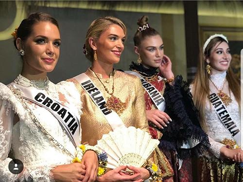 HHen Niê diện trang phục truyền thống của Thái ở Miss Universe - 7