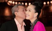 Chồng hôn Diễm My trong tiệc sinh nhật