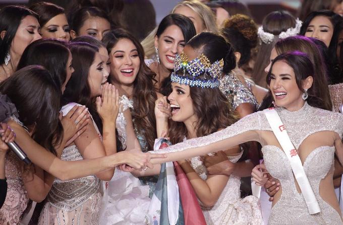 Những khoảnh khắc ấn tượng ở chung kết Miss World