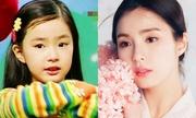Shin Se Kyung - từ sao nhí triển vọng đến 'bình hoa di động' xứ Hàn