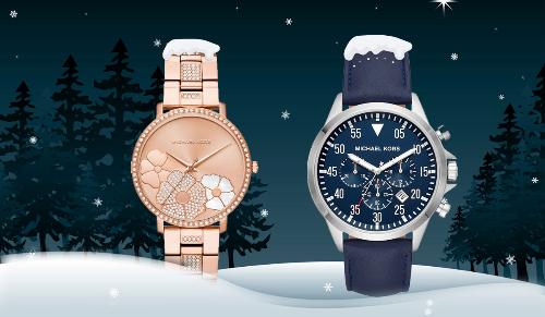 Đồng hồ chính hãng ưu đãi dịp Giáng sinh và năm mới - 1