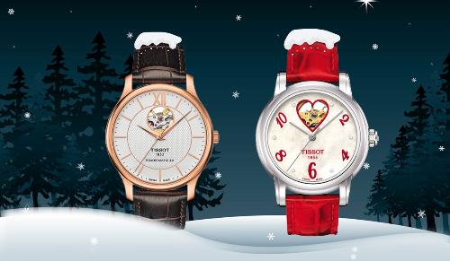 Đồng hồ chính hãng ưu đãi dịp Giáng sinh và năm mới - 5