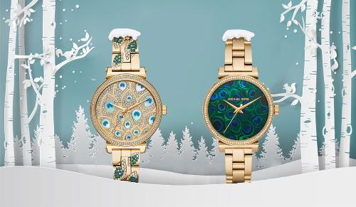 Đồng hồ chính hãng ưu đãi dịp Giáng sinh và năm mới