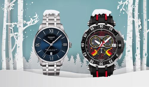 Đồng hồ chính hãng ưu đãi dịp Giáng sinh và năm mới - 4