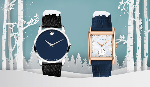 Đồng hồ chính hãng ưu đãi dịp Giáng sinh và năm mới - 2