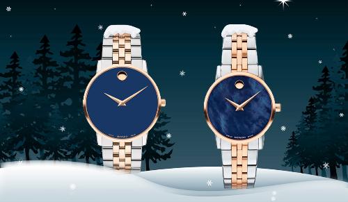 Đồng hồ chính hãng ưu đãi dịp Giáng sinh và năm mới - 3