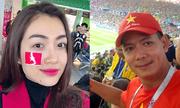Lệ Hằng, Bình Minh sang Malaysia cổ vũ đội tuyển Việt Nam