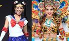 Dàn thí sinh Miss Universe 2018 khoe sắc với trang phục dân tộc